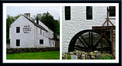 corn mill New Abbey