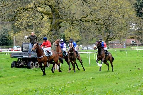 second race