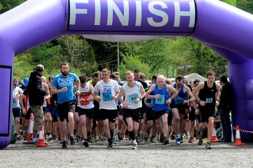 Trail Running 2014