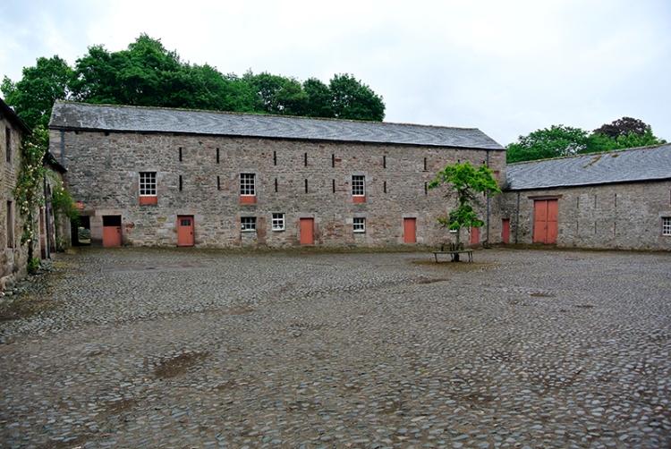 Great Barn Dalemain