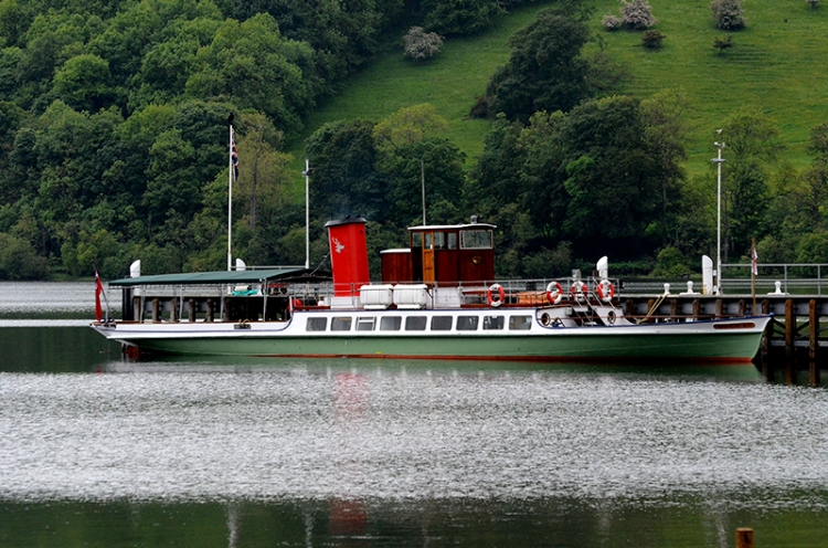 Ullswater steamer