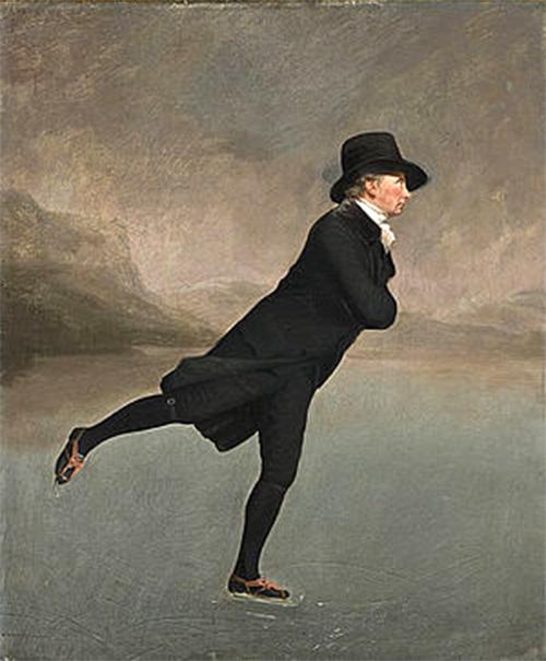 Walker skating