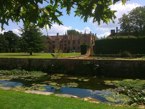Barrington Court tudor mansion, Somerset