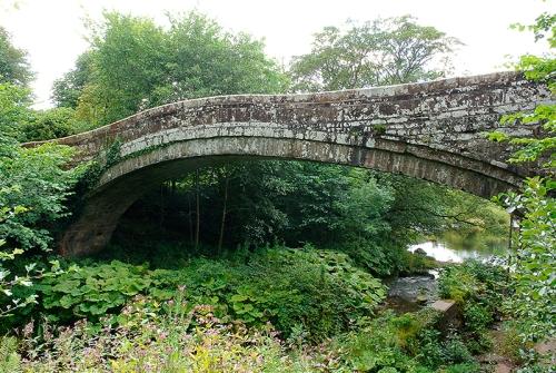 Irthing Bridge at lanercost