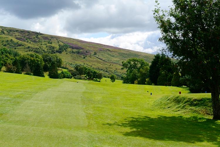 Langholm Golf Club
