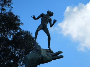 Melbourne, Australia July 2014 - 19