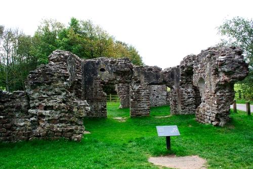 Roman bath house Ravenglass