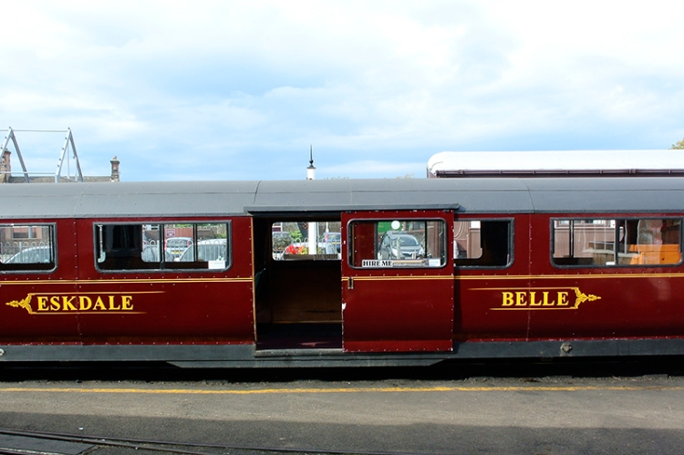 Ravenglass railway