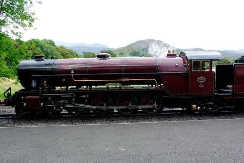 Hercules Ravenglass railway
