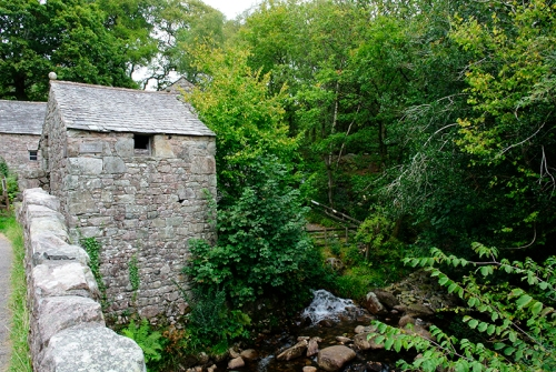 Boot mill