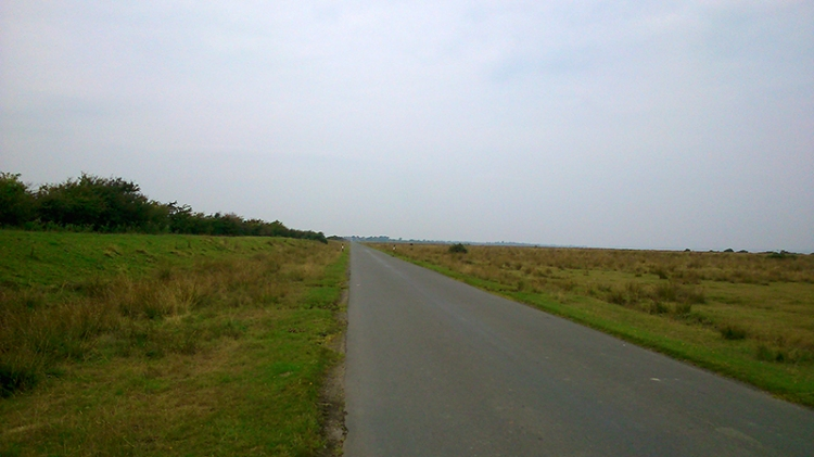 Near Port Carlisle