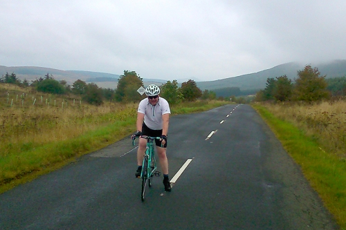 Scott at Whitrope