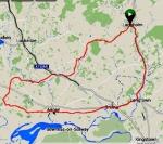 garmin route 29 Sept 14