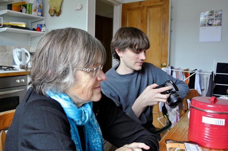 Mum and Al