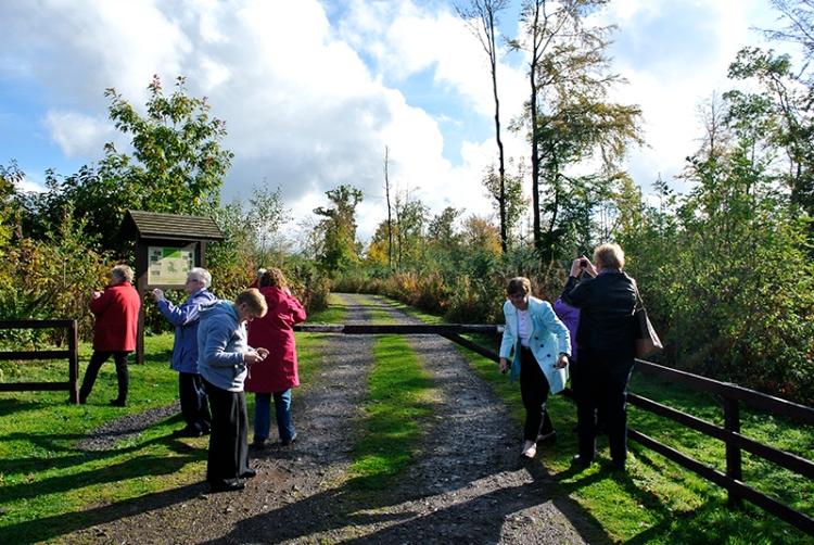 Photo course at Lockerbie