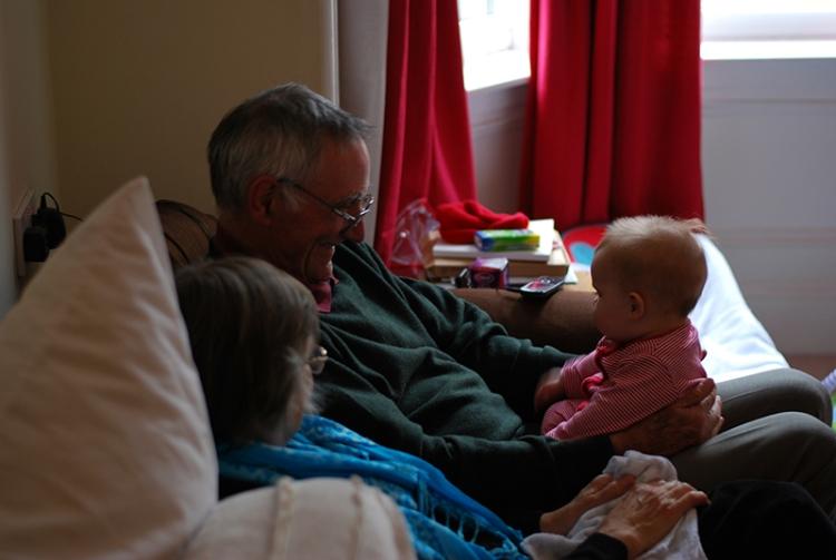 grandpa, Granny and matilda