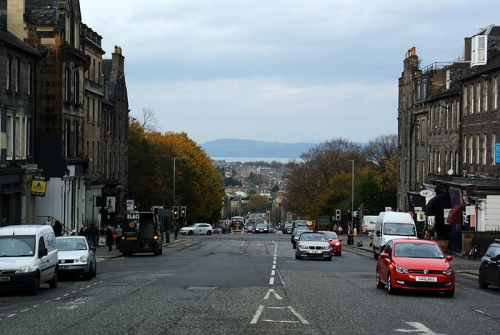 New Town Edinburgh