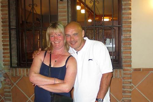 Tony and Marianne