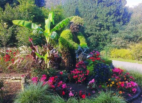 The Regent's Park gardener