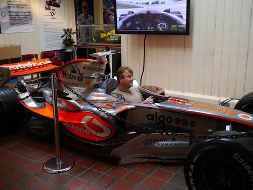 F1 Driver
