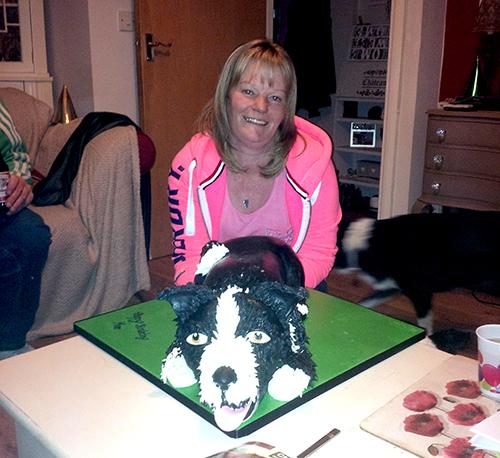Marianne's cake