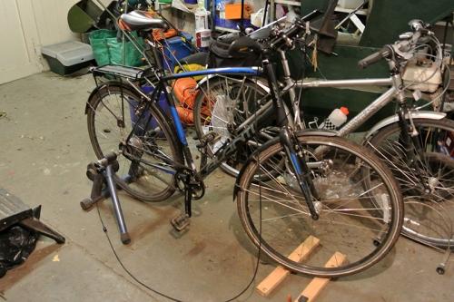 the bike to nowhere