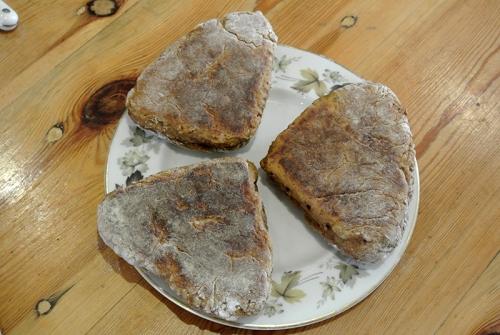 treacle scones