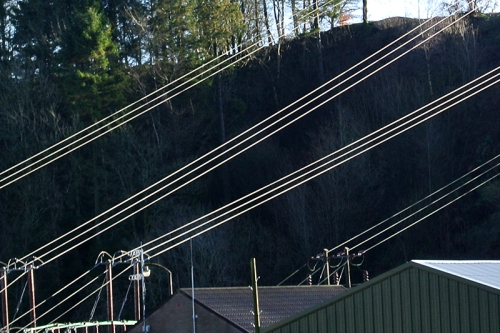 electricity wires