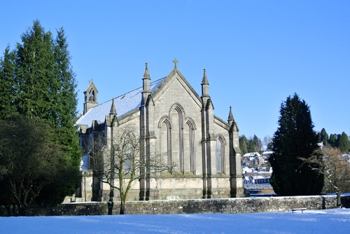 Langholm Church