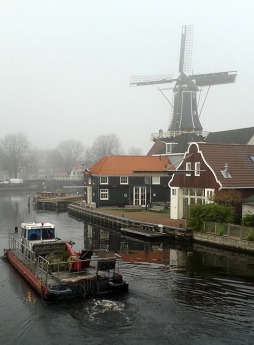 Windmill Haarlem