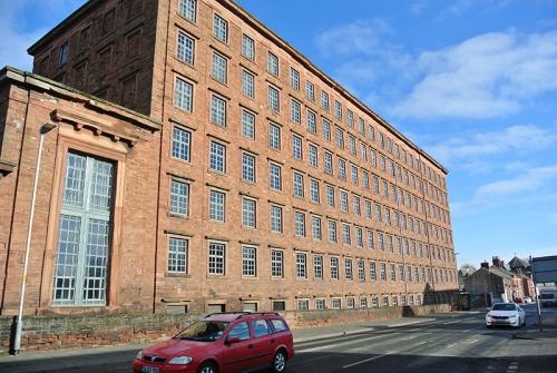 Dixon's mill