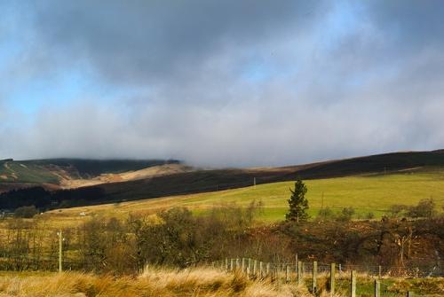 Wauchope hills