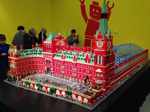 LEGO St Pancras