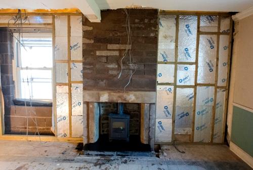 end wall chimney
