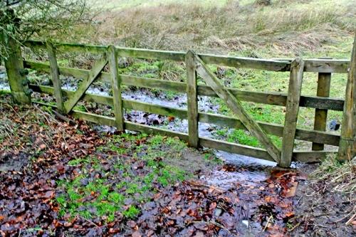 soggy gate