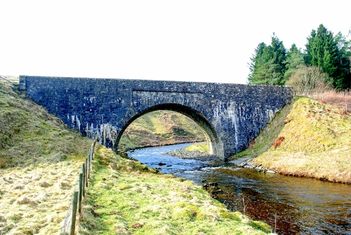 Black Esk bridge