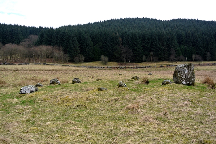 Louping stanes