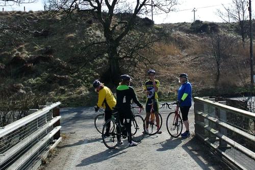 cyclists wauchope school