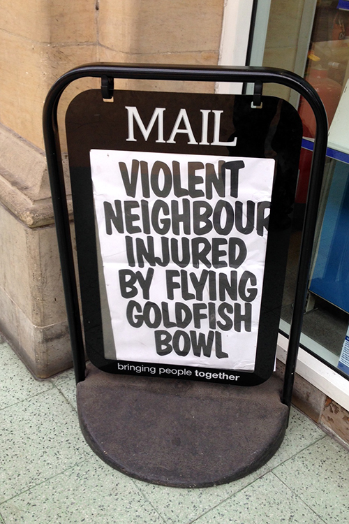 Newspaper in Hull