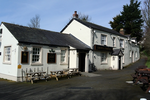 Pub at Rockcliffe