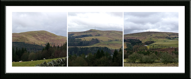Langholm's hills