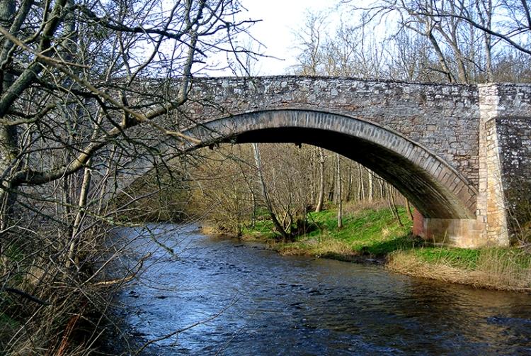 Ale water Bridge