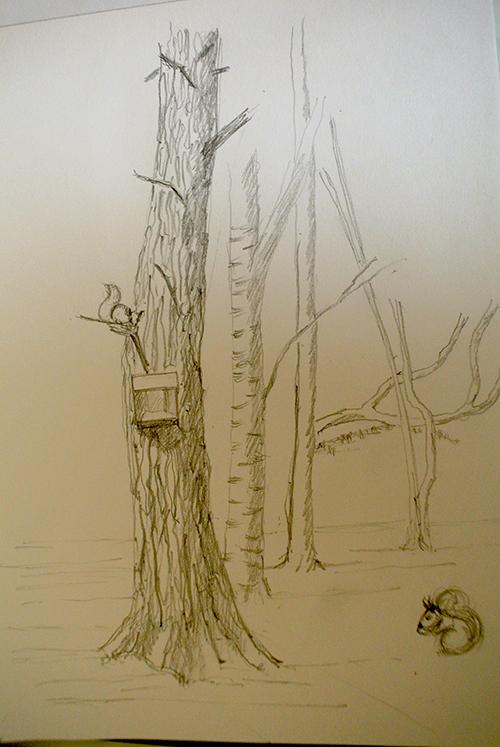 Eskrigg sketch