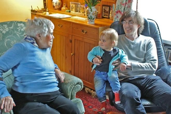 Granny and matilda