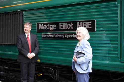 Madge Elliot