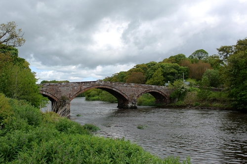 Brydekirk Bridge