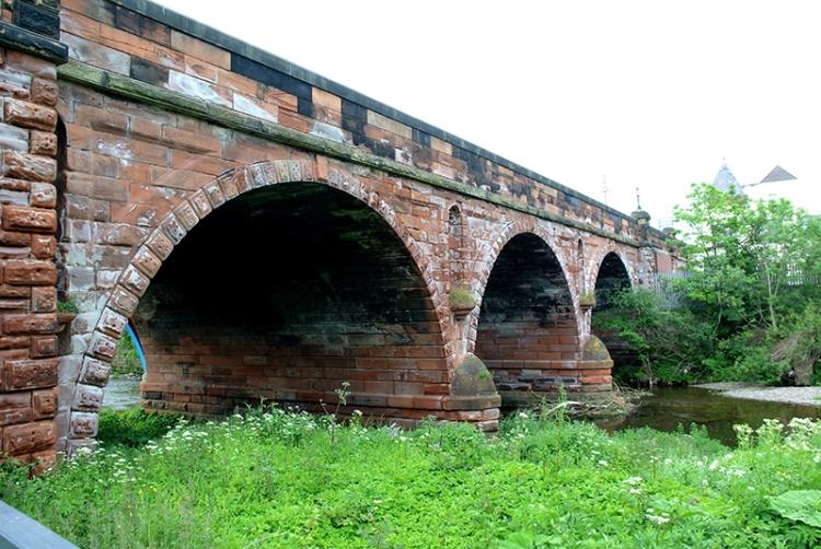 Our final bridge