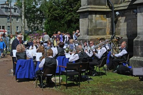 Langholm Town Band