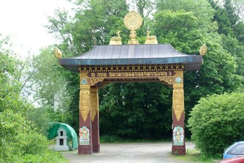 gateway Samye Ling