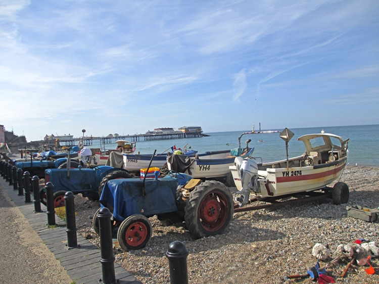 Cromer June 2015 Pier and Huts 092 (12)